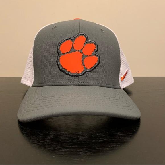 Nike Clemson Tigers trucker hat